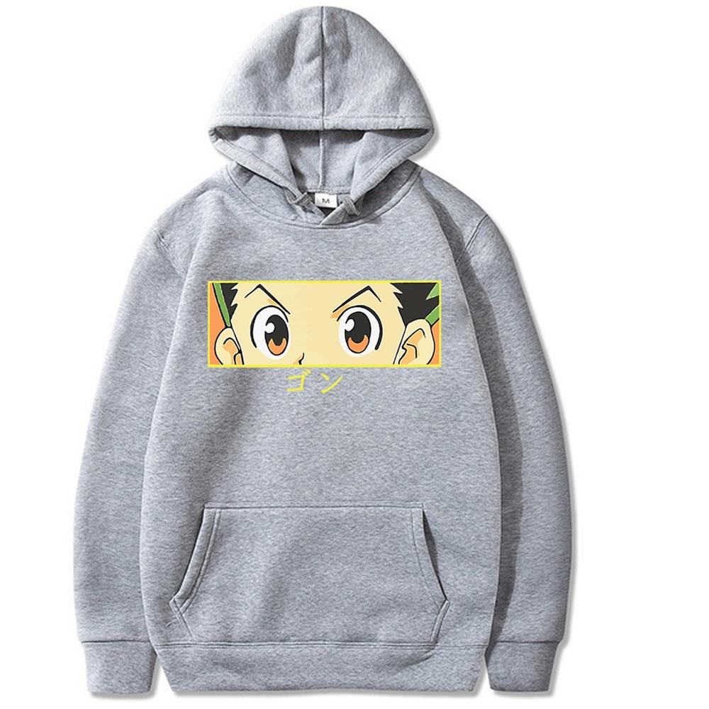 gon anime hoodie