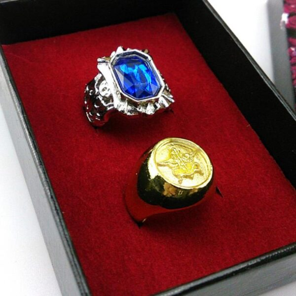 ciel phantomhive ring set