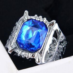 ciel phantomhive ring necklace