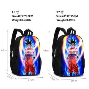goku black backpack