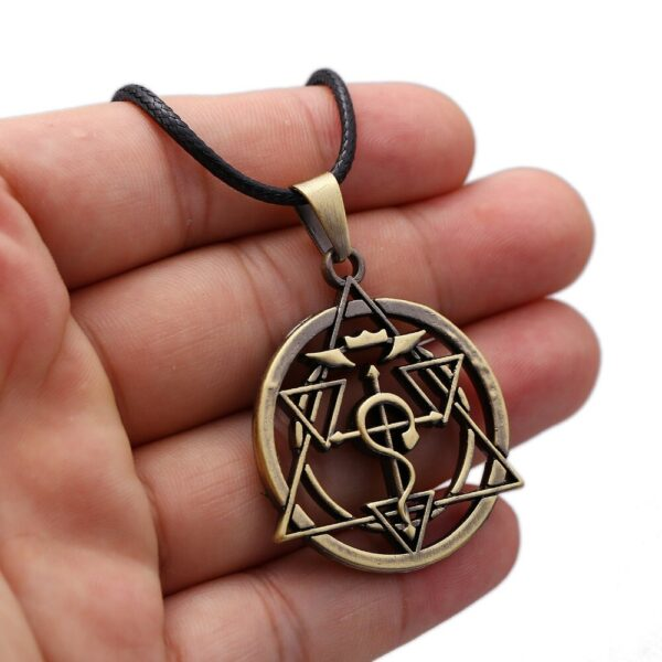 fullmetal alchemist necklace