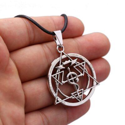 fullmetal alchemist necklaces