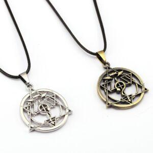 fullmetal alchemist pendant