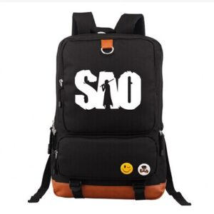 sword art online laptop backpack
