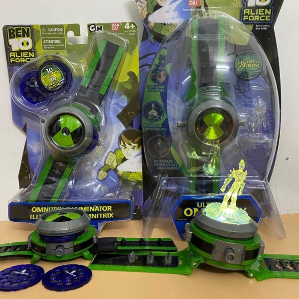 Ben 10 Watch Toy Omnitrix