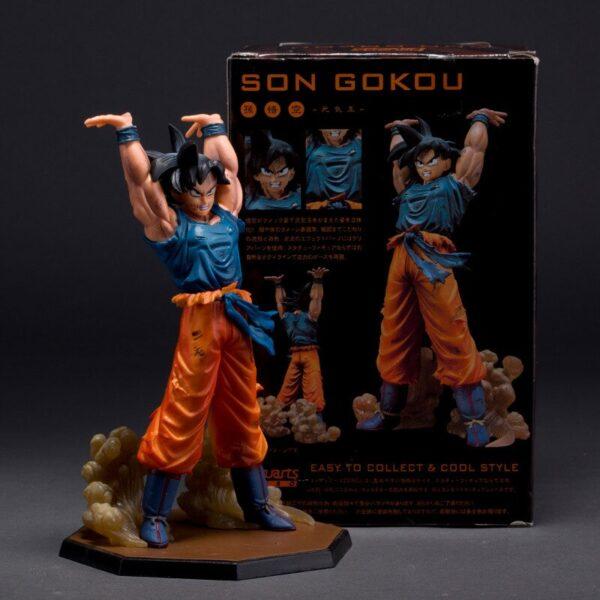 goku super saiyan action figure
