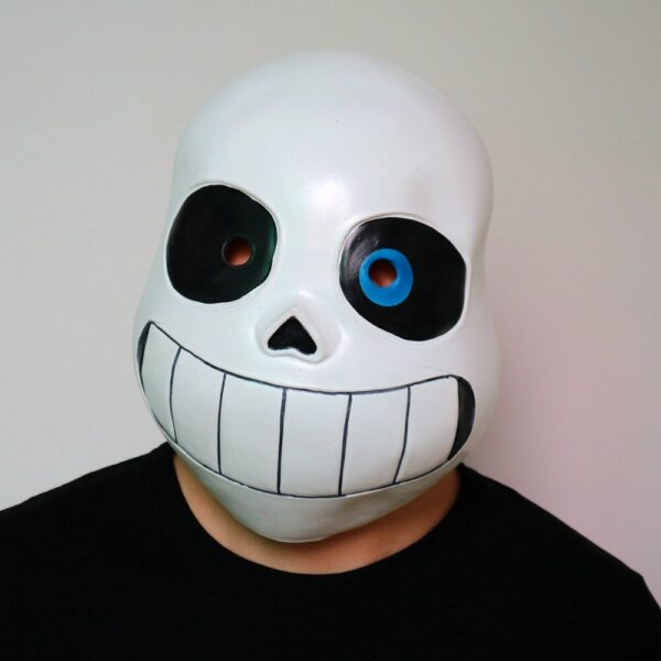 sans mask