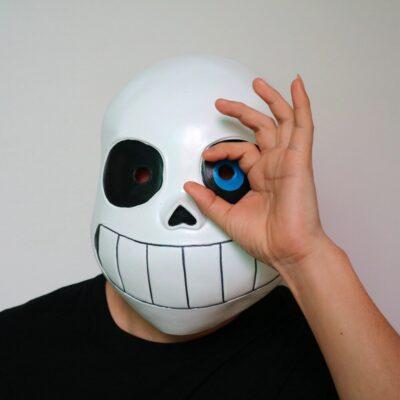 sans undertale mask